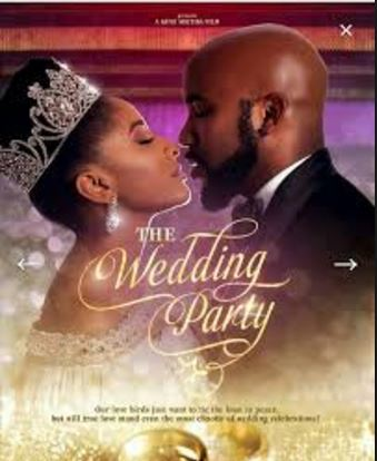 Blockbuster Movie The Wedding Party Loses N200 Million