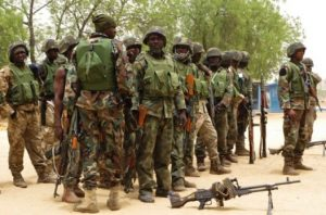 Nigerian Army announces date for recruitment of new intakes