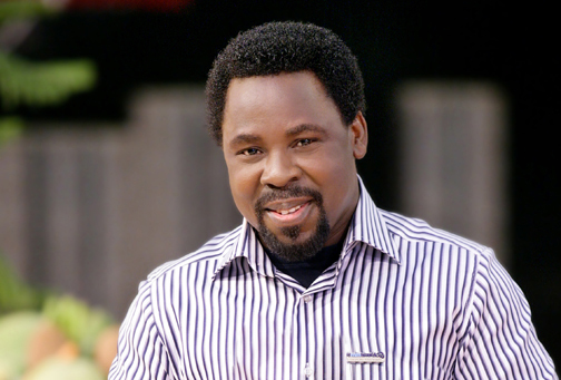 Couple Welcome First Child 10 Years After Wedding – TB Joshua Prayed