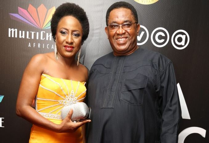 Is It Over For Patrick Doyle And Ireti Doyle? - Information