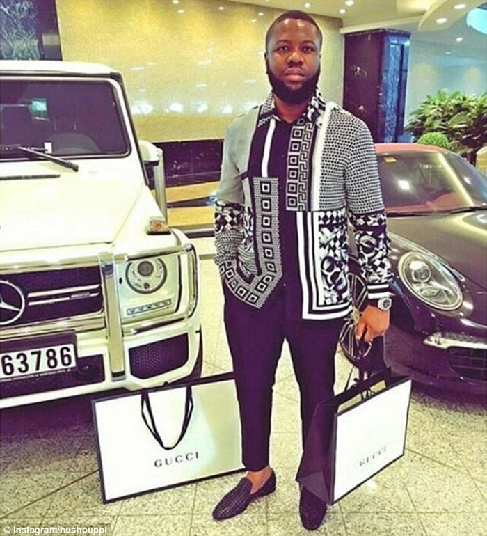 So HushPuppi Is A Scammer? See Proof