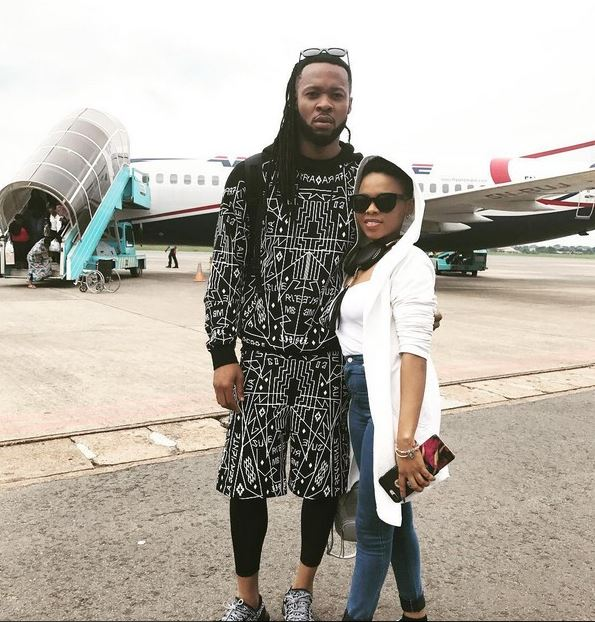 chidinma and flavour are they dating gaby