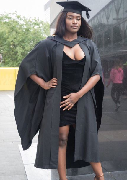 Enugu Born Chidimma Barbara Akpa Is An Economist From Madonna University And The Ceo Of Cabs Couture A Fashion Design Tailoring Company That Makes