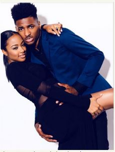Checkout This Hot Couple Maternity Shoot Breaking The Internet Photos