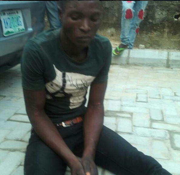 Lagos Man Sells His Wife And Daughter To Ritualists