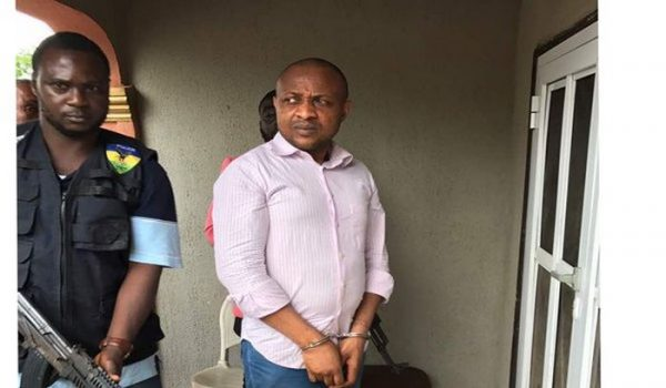Billionaire Kidnapper, Evans pleads guilty in Court