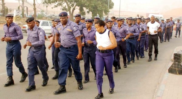 Nigerian Navy Releases Successful Candidates For 2017 Interview