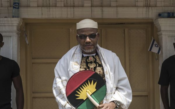 Nnamdi Kanu: I am Ready For Re-Arrest