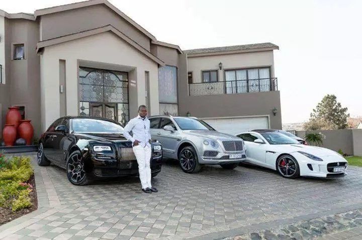 Prophet Shepherd Bushiri S House And Cars