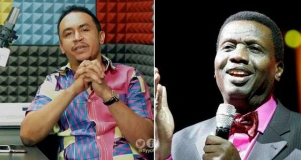 Daddy Freeze OAP takes fight straight to Pastor Adeboye [Video]