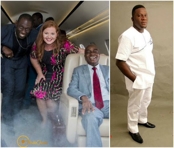 """""""My cameras will never remain the same""""- Nigerian photographer after private jet ride with Bishop Oyedepo"""
