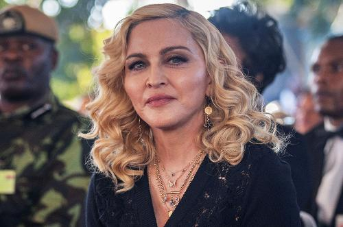 Madonna Moves to Portugal, Works on New Album and Movie