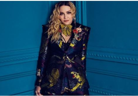 Portugal is a flawless place for Madonna's new music