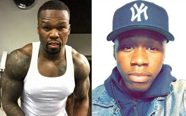 50 cent mom and son relationship
