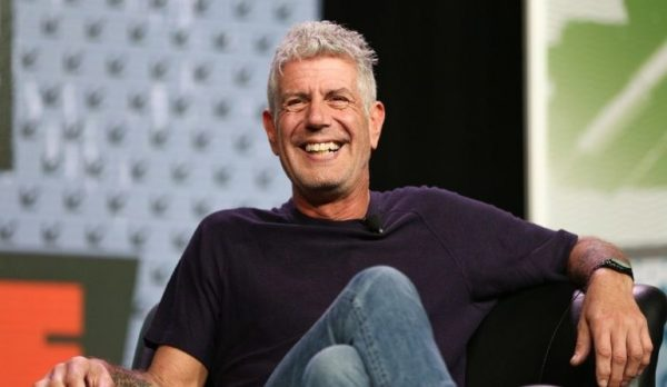 Trump in trouble as Chef Bourdain threatens to poison him if…