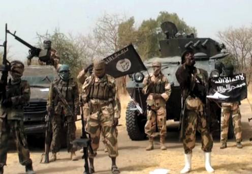 OFFICIAL:Wanted Boko Haram official arrested