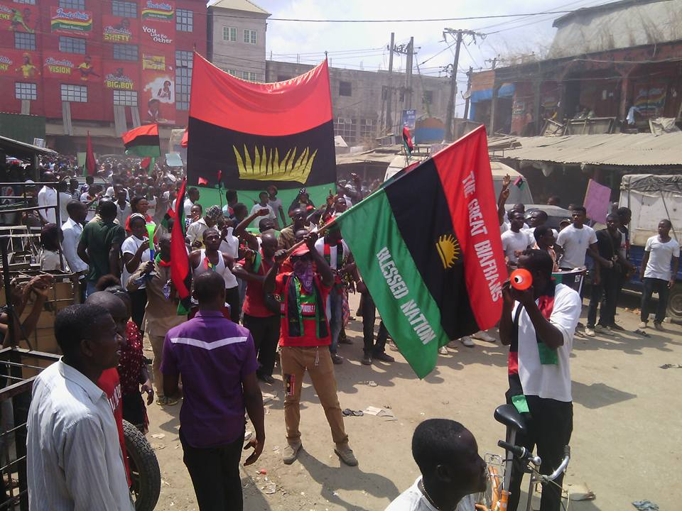 Nigeria army backtracks on Biafra 'militant terrorist' tag