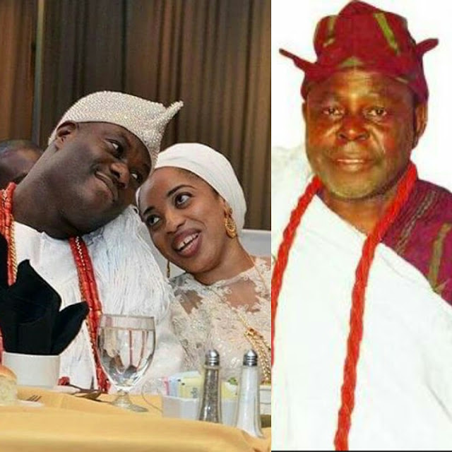 Image result for Any Man Who Sleeps With Ooni's Ex-Queen Will Die If Not Cleansed