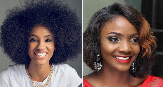 Di'ja: Music is for everyone, Simi is not a competition