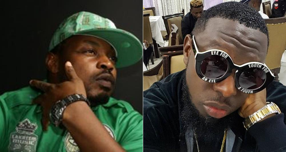 Image result for Timaya blasts Eedris Abdulkareem for calling him an ingrate