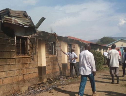 Moi Girls family unites in grief after school dormitory inferno