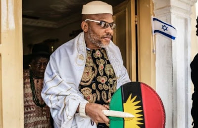Man Sues Nnamdi Kanu, IPOB Over Election