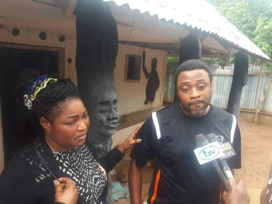 Nigerian Couple Rescued From Ritualist's Shrine