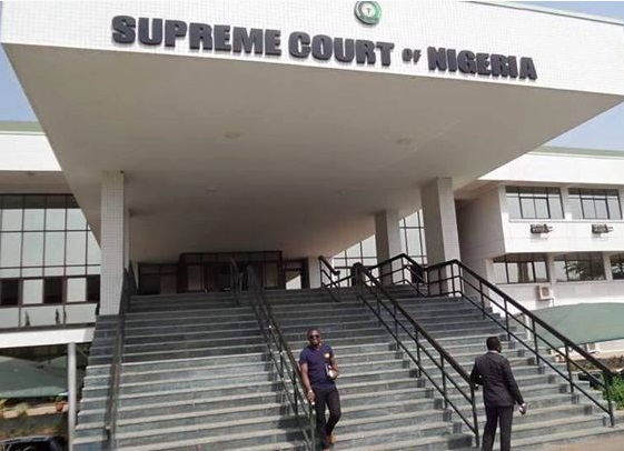Nigerian Minister was Shut Out of Supreme Court Event in Abuja -  Information Nigeria