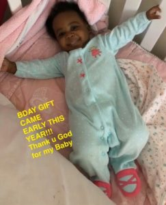 Davidos 2nd Baby Mama Shows Off Birthday Gift As He Celebrates Her