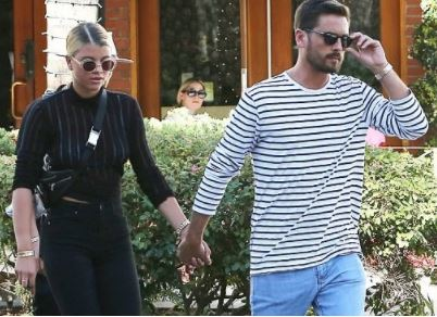 Kourtney Kardashian Is Reportedly Cool With Scott Disick's 19-Year-Old Girlfriend