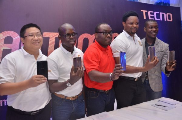 TECNO MOBILE UNVEILS PHANTOM 8 IN LAGOS