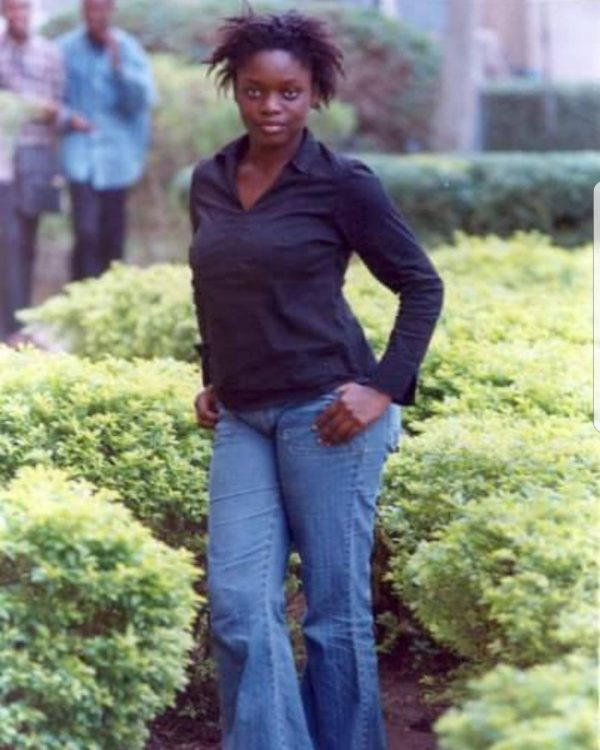 BBNaija Star Bisola Shares Epic Throwback Photo of herself before the Fame