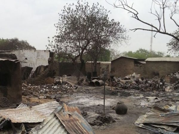 Boko Haram terrorists killed in Borno