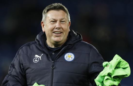 Shakespeare sacked by Leicester City