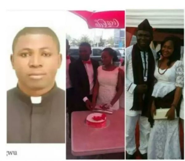 Former Catholic Priest Has Gotten Married