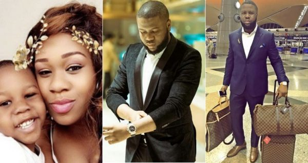 Image result for It's painful to see how he spends on Gucci, Versace, but never on his son - Hushpuppi's baby mama reveals