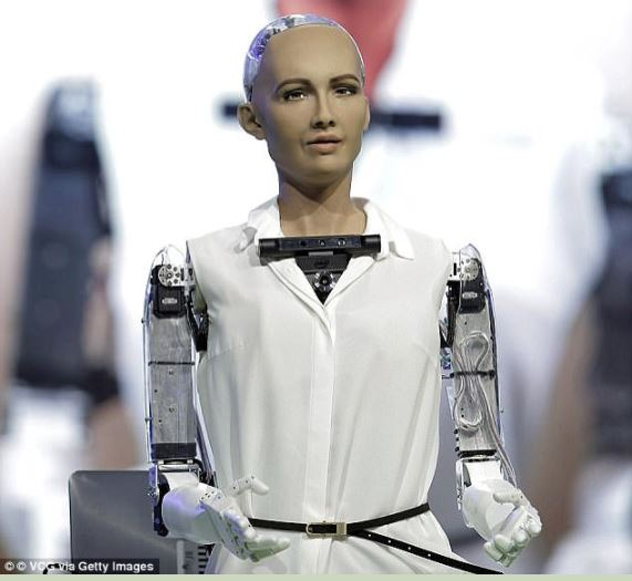 Picturing Female Robots and Androids - NYSCI