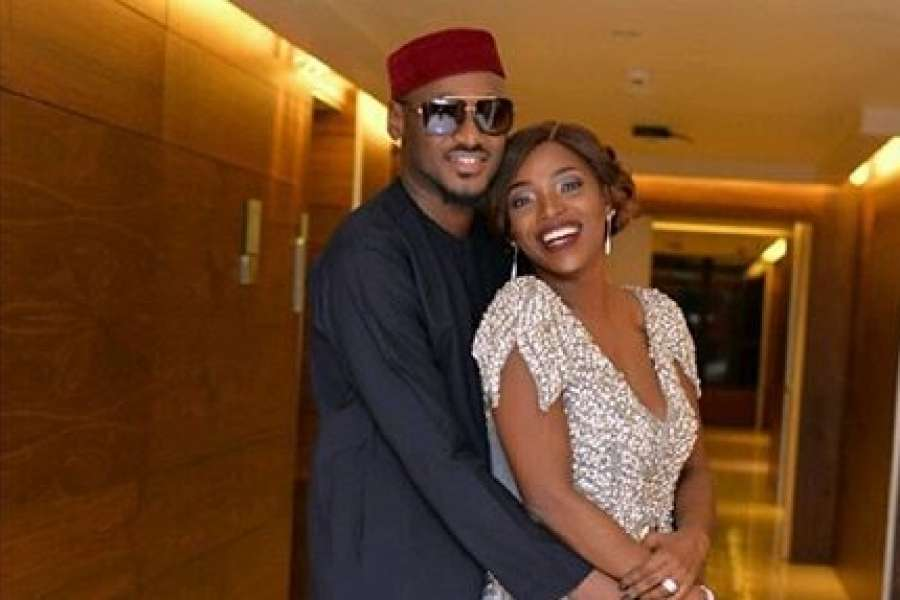 "annie tuface idibia 1 - 'For Him To say ""I Like Women I Dey Straight Forward"" Instead Of ""I Like My Woman I Dey Straight Forward"" I Knew He Was Irredeemable' – Nigerians React After Tuface Said He Has Failed as a Father, Husband And Role Model"