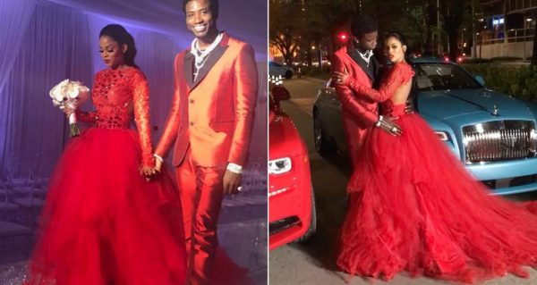 Gift To Fiance Before Wedding: Gucci Mane Gifts His Fiancée A Rolls-Royce Wraith As They