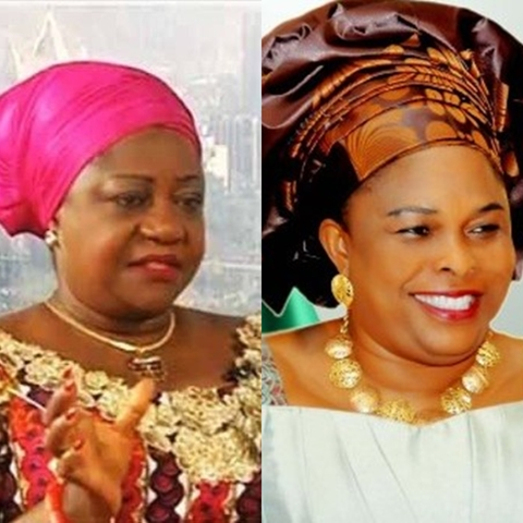 Buhari's aide says Patience Jonathan is in possession of 'stolen items'