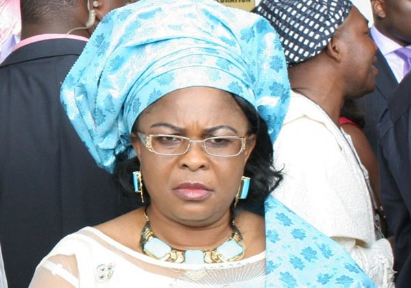 EFCC traces N2.114bn to the account of Patience Jonathan dead mother