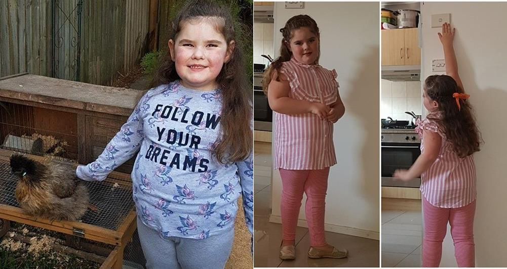 5-year-old Girl Grows Breasts At 2, Saw Period At 4 And ...