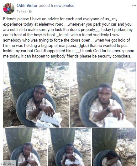 Killed As Cultists Attack Rivers Community (Graphic Photos)