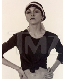 from Jimmy nude madonna photo auction