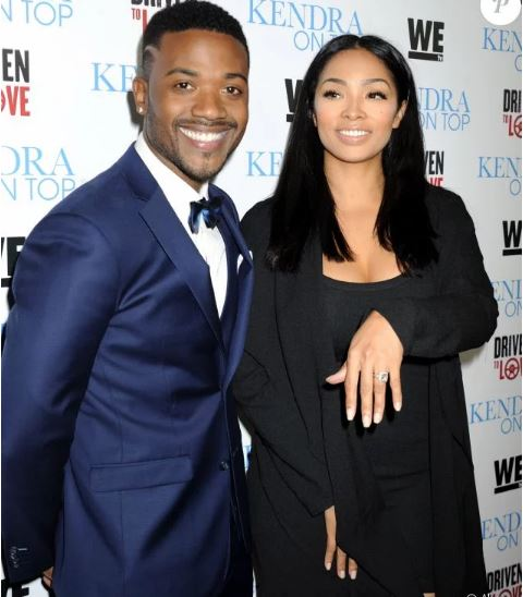 Entertainer Ray J and Wife Princess Love Are Having a Baby