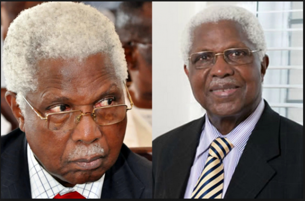 Former Vice President Alex Ekwueme Dies in London Clinic