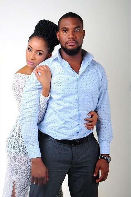 Image result for kunle remi and adesua etomi
