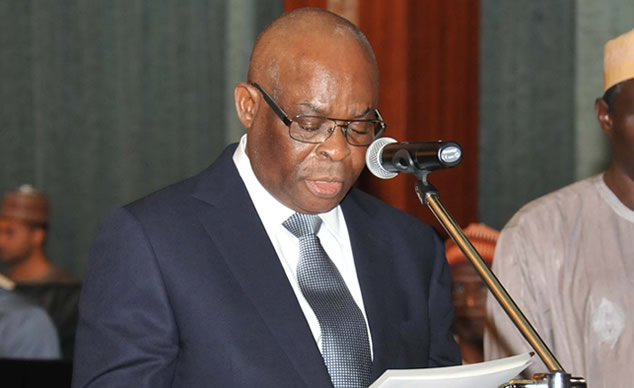 Onnoghen's arraignment and trial halted by Judge