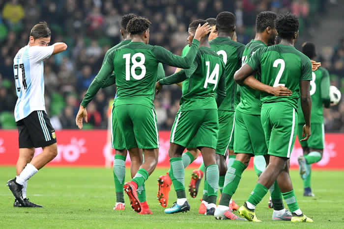 FIFA names Nigeria's Super Eagles youngest team at World Cup (FULL LIST)