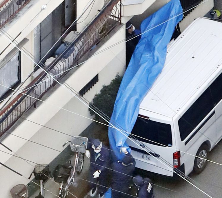 Osaka woman confesses to keeping 4 dead babies